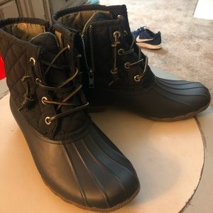 Sperry Top-Sider Saltwater boots